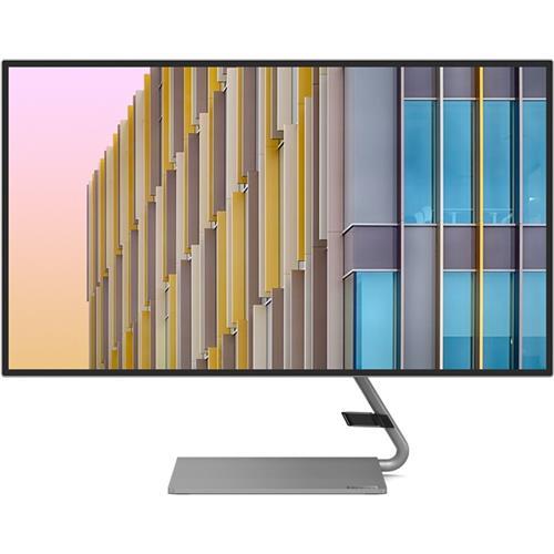 """Monitor Lenovo Q27h-10 - 27"""", 2560x1440, QHD, IPS, 16:9, 1000:1, 350cd, 4ms, DP+USB-C+USB, 3y, VESA 66A7GAC2EU"""