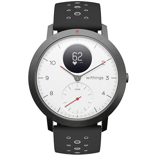 Withings Steel HR Sport (40mm) - White HWA03b-40white-sp