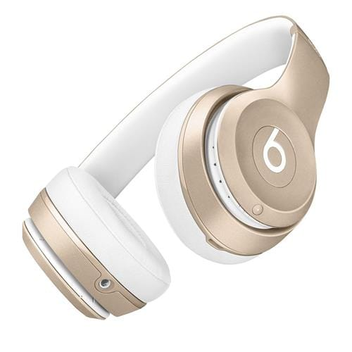 Apple Beats Solo2 Wireless Headphones - Gold
