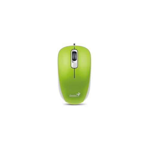 Myš GENIUS DX-110 USB green 31010116112