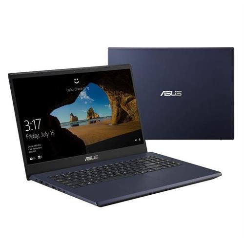 """ASUS X571GD-BQ425T Intel i5-8300H (2.30Hz) 15.6"""" FHD matný GTX1050/2GB 8GB 1TB+256GB WL Cam Win10 čierny"""
