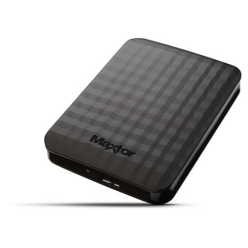 Ext.HDD Maxtor M3 Portable 1TB, USB3, 2.5'', čierny STSHX-M101TCBM