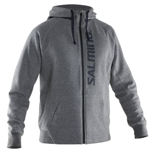 SALMING Running Hood Men Grey L