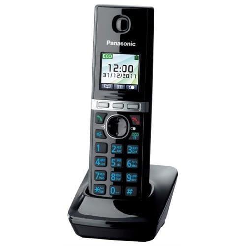 Panasonic KX-TGA806FXB - Prídavné slúchadlo s nabíjačkou pre bezdrôtové DECT telefóny