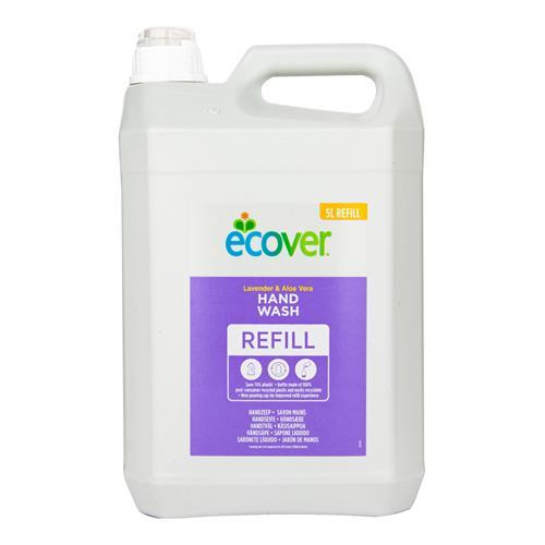 ECOVER tekuté mydlo s levanduľou a aloe 5 l 952034