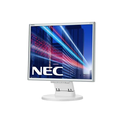 Monitor NEC E171M, 17'', LED, 1280x1024, DVI, repro, HAS, silver