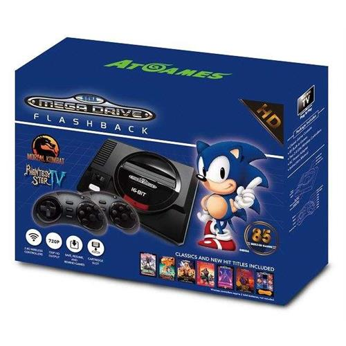 AtGames Sega Mega Drive Flashback HD 857847003837