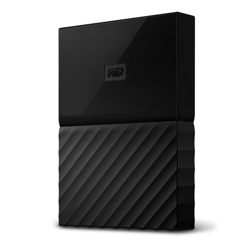 Ext. HDD WD My Passport 4TB, 2,5'', for MAC, USB 3.0 WDBP6A0040BBK-WESE