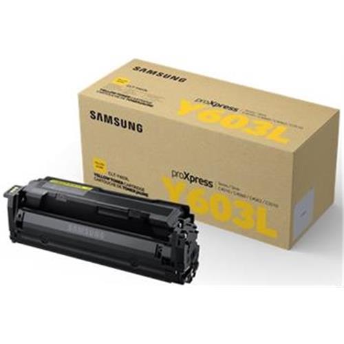 toner SAMSUNG CLT-Y603L ProXpress SL-C4010ND/SL-C4060FX yellow CLT-Y603L/ELS (SU557A)