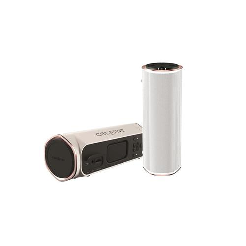 Creative OMNI, white, Portable Multi-room Wi-Fi a Bluetooth reproduktor 51MF8290AA001