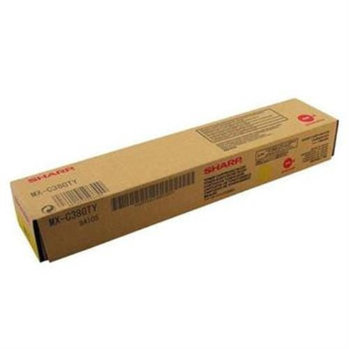 Toner SHARP MX-38GTY Yellow MX-C310/C311/C380/C381