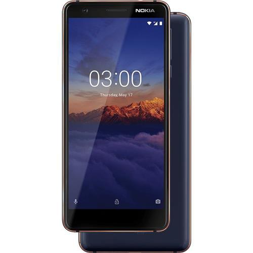 Nokia 3.1 Dual SIM Blue 11ES2L01A15