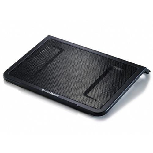 """Chladič NTB Coolermaster NotePal L1 pre notebooky 12-17"""" čierny, 16cm ventilátor R9-NBC-NPL1-GP"""