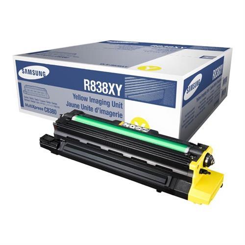 SAMSUNG CLX-R838XY Yellow Imaging Unit SU618A