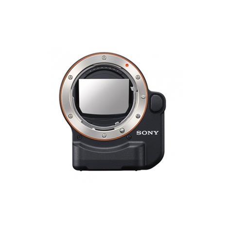 SONY LA-EA4 35mm Full-Frame kompatibilný korekčný adaptér pre objektívy s bajonetom A LAEA4.AE