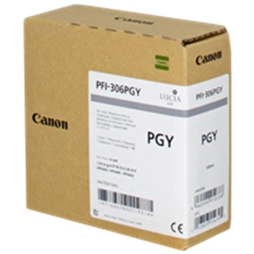 Kazeta CANON PFI-306PGY photo grey iPF 8300/8400/9400 (330ml)