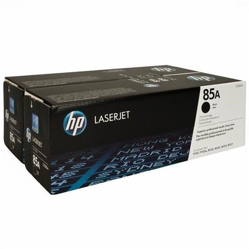 Toner HP CE285AD Dual pack čierny pre Laser Jet Pro P1102/1102w, 1600str.