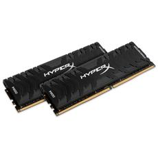 Kingston 8GB DDR4-3200MHz CL16 HyperX Predator Black XMP (2x4GB)
