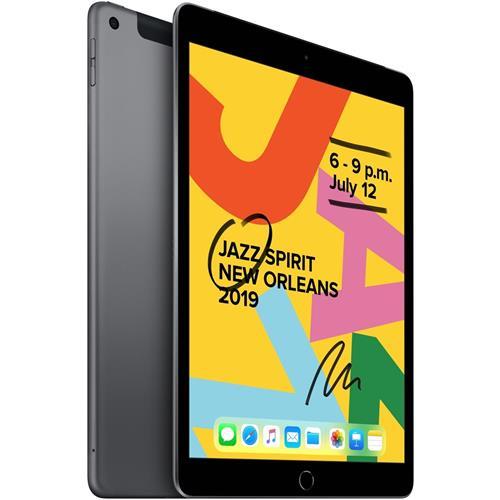 Apple iPad Wi-Fi + Cell 128GB - Space Grey (2019) MW6E2FD/A
