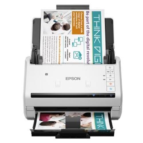 Skener EPSON WorkForce DS-570W, A4, 600 dpi, ADF, USB B11B228401