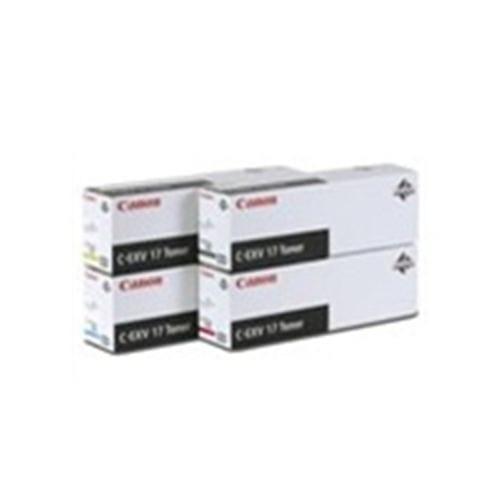 Toner CANON C-EXV17 black 0262B002