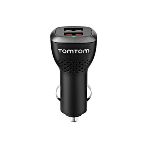 TomTom USB rýchlonabíjačka do auta duálna (2xUSB) 9UUC.001.26