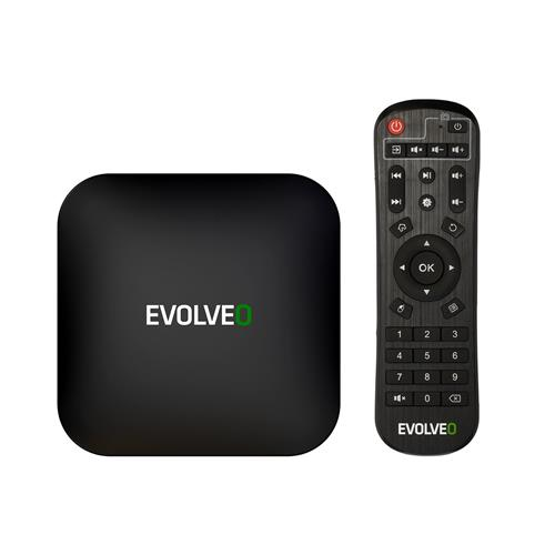 EVOLVEO MultiMedia Box C4, 8K Ultra HD multimediálne centrum MMBX-C4