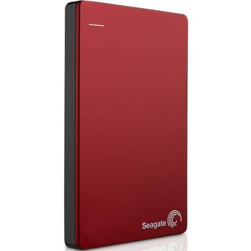"Ext. HDD Seagate Backup Plus Portable 2,5"", 2TB, USB 3.0, červený STDR2000203"