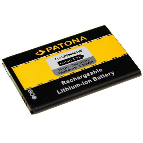 PATONA batéria pre mobilný telefón Samsung EB504465VU 1600mAh 3,7V Li-Ion PT3049