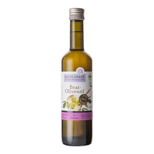 Olej olivový na vyprážanie 500 ml BIO BIO PLANETE 430114