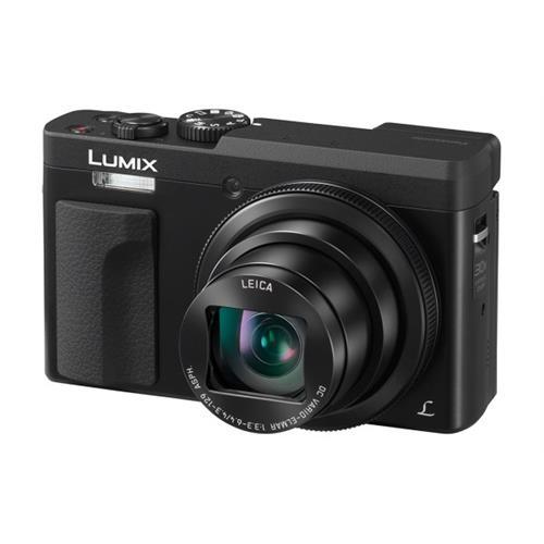 "Fotoaparát Panasonic DC-TZ90 black (20 Mpx MOS, 30x zoom LEICA, 4K, 3"" LCD+LVF, Wi-Fi, RAW) DC-TZ90EP-K"