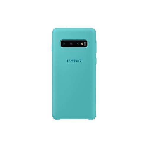 Samsung Silicone Cover S10 Green EF-PG973TGEGWW