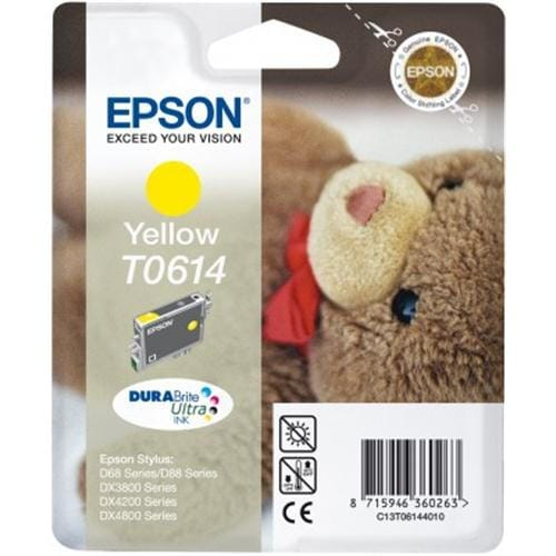 Kazeta EPSON SP D68/D88/DX3850/DX4850 yellow