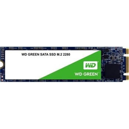 SSD 480GB WD Green 3D M.2 SATAIII 2280 WDS480G2G0B