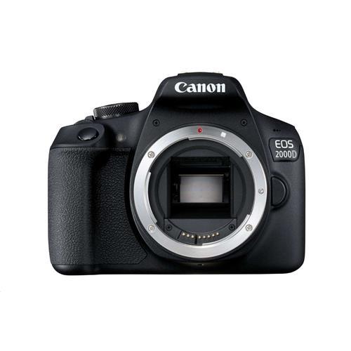 Fotoaparát Canon EOS 2000D - telo 2728C001