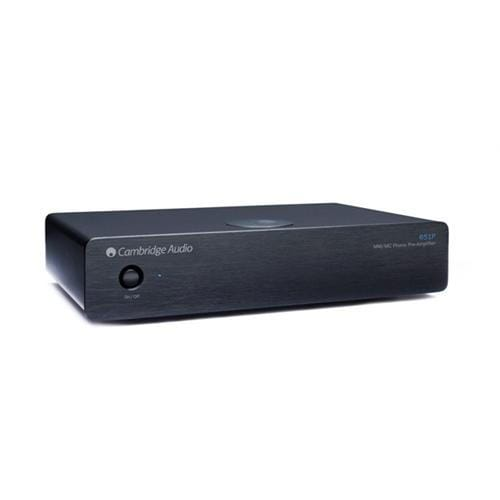 Gram. predzosilňovač CA Azur 651P MM /MC - čierny C10507