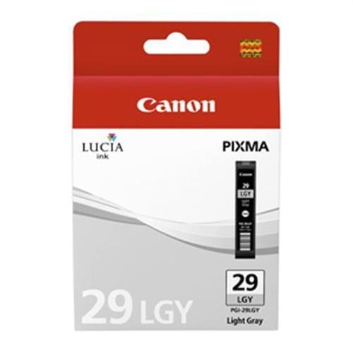 Kazeta CANON PGI-29LGY light grey PIXMA Pro 1 4872B001