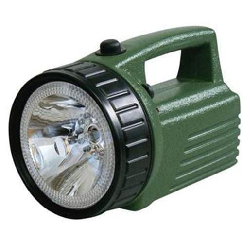 EMOS LED svietidlo 3810LED-Expert, 12 diód + 1x Halogén/Krypton, nabíjacie 1433010020