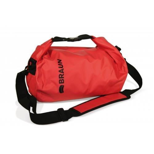 BRAUN vodotesný vak SPLASH Bag (30x15x16,5cm, červený) 84003