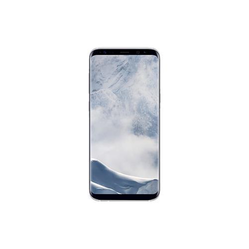 Samsung Clear Cover pre S8+ (G955) Silver EF-QG955CSEGWW