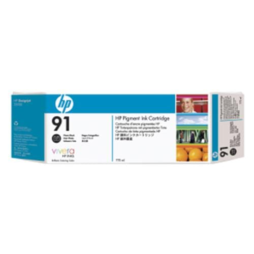 Kazeta HP HPC9481A 91 Photo Black 3-pack - 3 ink cartridges 775 ml each