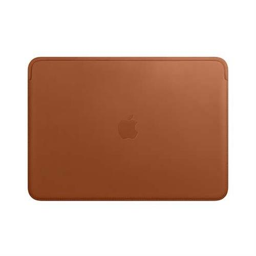 Apple Leather Sleeve pre MacBook Pro 13 - Saddle Brown MRQM2ZM/A