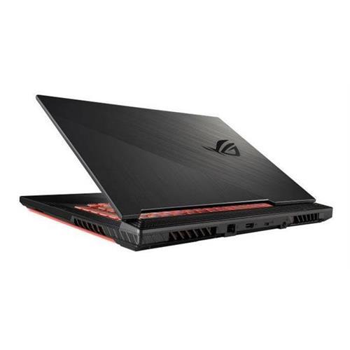 "ASUS ROG Strix G G531GU-AL426T Intel i7-9750H 15.6"" FHD matný 120Hz GTX1660Ti/6G 16GB 1TB+512GB SSD WL BT Cam W10 CS"