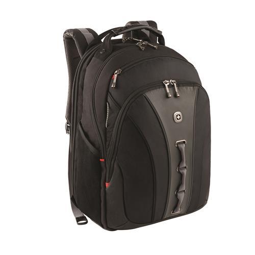 "WENGER LEGACY - 16"" batoh na notebook, čierno/šedý 600631"