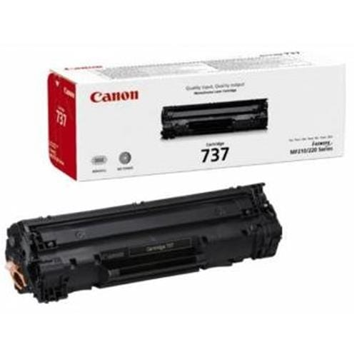 Toner CANON CRG-737 black i-SENSYNS MF211/MF212/MF216/MF217/MF226/MF229 9435B002