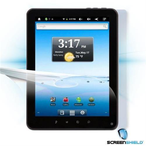 ScreenShield ochranná fólia na displej a zadný kryt pre PRESTIGIO Multipad PMP5080C, priehľadná PRE-PMP5080-B