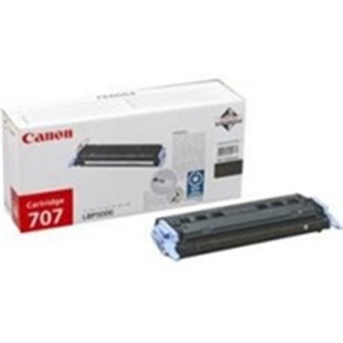 Toner CANON CRG-707 Black pre LBP 5000 / 5100 5k strán 9424A004AA
