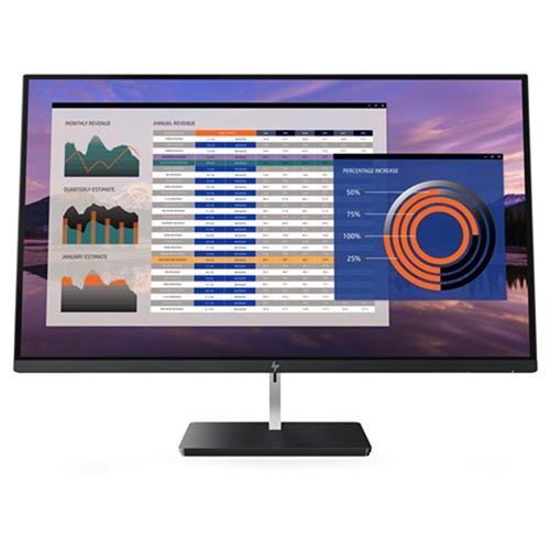 Monitor HP EliteDisplay S270n, 27'', 4K, 3840x2160, 350cd, 5.4ms, 1300:1, DP, HDMI, 3servis 2PD37AA#ABB