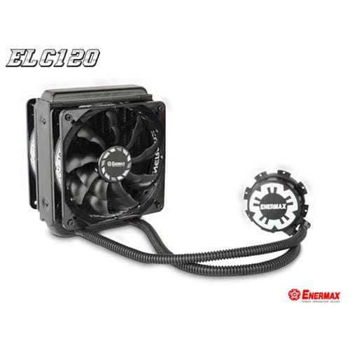 Chladič ENERMAX ELC120-TB Liquid CPU cooler
