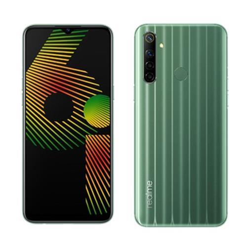 Realme 6i 4GB+128GB Zelený RMX2040